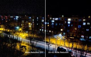 DNR در دوربین های مداربسته هایک ویژن