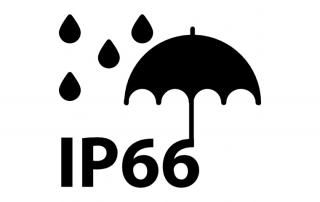 استاندارد IP66 بدنه دوربین مداربسته هایک ویژن