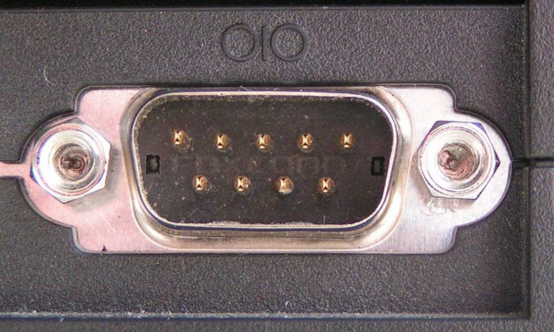 Serial Interface در دستگاه های ضبط کننده هایک ویژن