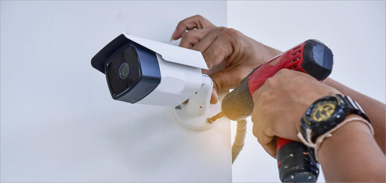 نصب دوربین هایک ویژن