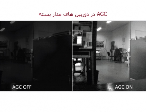 AGC در دوربین مدار بسته چیست؟