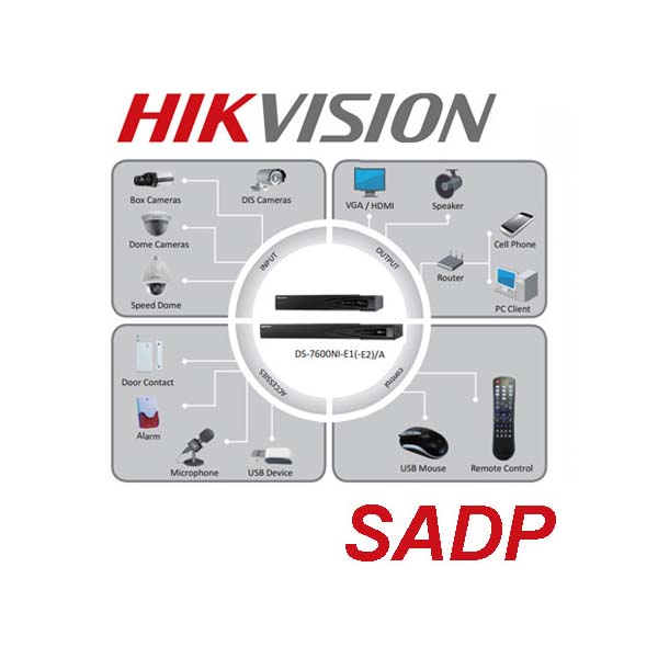دانلود نرم افزار SADPهایک ویژن