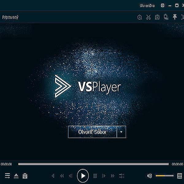 نرم افزار VS player (نرم افزار پخش ویدئو های هایک ویژن)