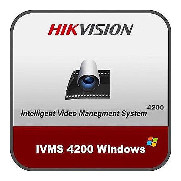نرم افزار IVMS4200 هایک ویژن