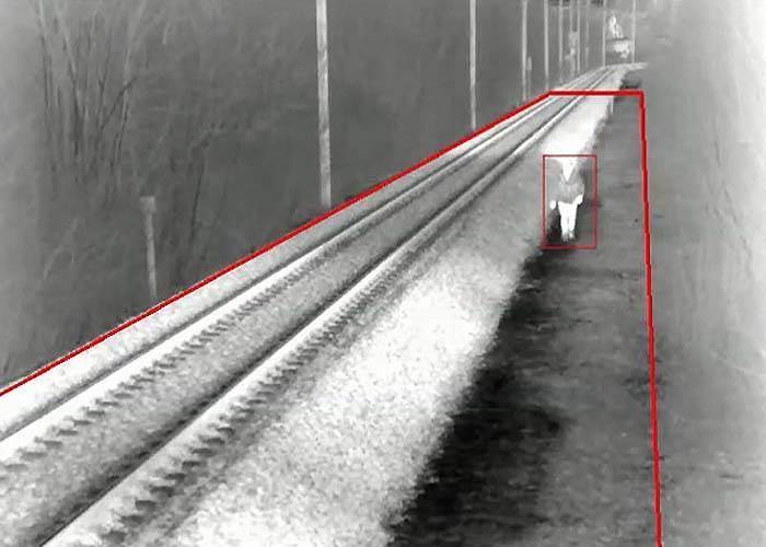 قابلیت عبور از خط (Line Crossing) دوربین مداربسته