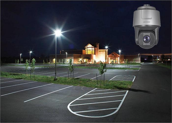 فناوری اکسیر در دوربین هایک ویژن