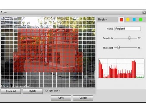 تشخیص حرکت Motion Detection در دوربین مدار بسته هایک ویژن چیست؟