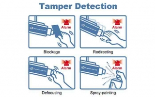 قابلیت (Tamper Detection) هایک ویژن