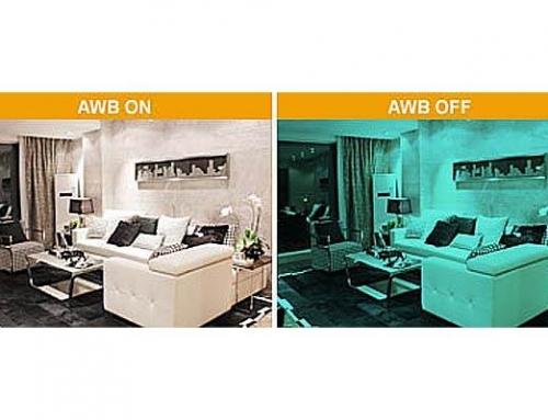 آیا با کاربرد قابلیت AWB در دوربین مدار بسته هایک ویژن آشنایی دارید؟