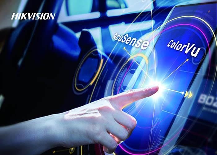 تکنولوژی AcuSense و ColorVu هایک ویژن
