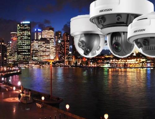 معرفی دوربین های پانورامیک سری PanoVu هایک ویژن