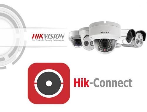 آموزش انتقال تصویر هایک ویژن با برنامه Hik-Connect