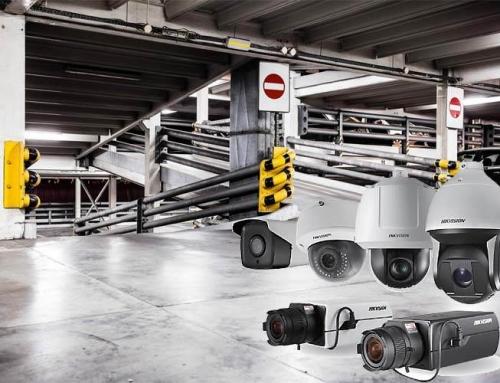 دوربین مداربسته هایک ویژن راه حلی مناسب برای تامین امنیت پارکینگ ها
