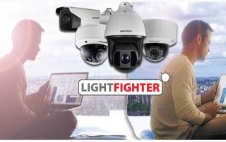 دوربین مداربسته Lightfighter هایک ویژن