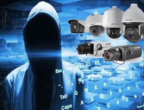 هک دوربین مداربسته هایک ویژن و راهکارهای مقابله با آن