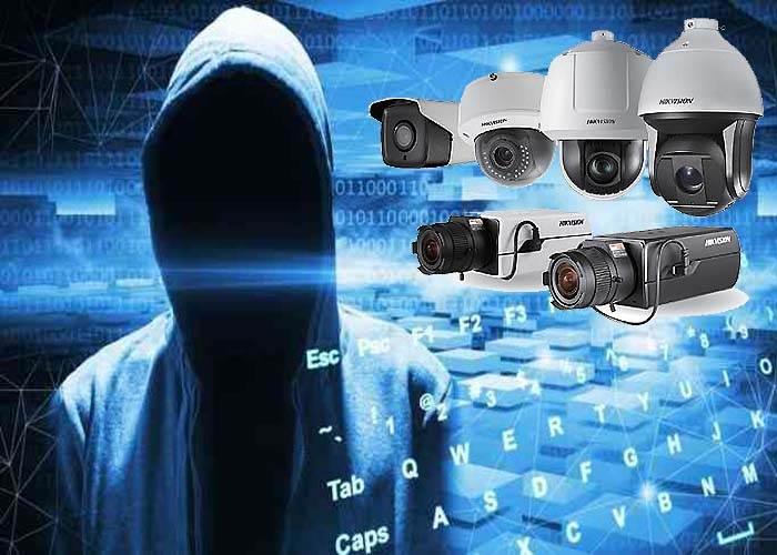 چگونه دوربین هایک ویژن را هک کنیم