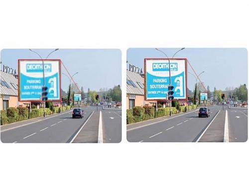 تفاوت کیفیت تصویر HD و FULL HD در دوربین مداربسته هایک ویژن