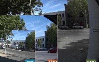 رزولوشن دوربین هایک ویژن