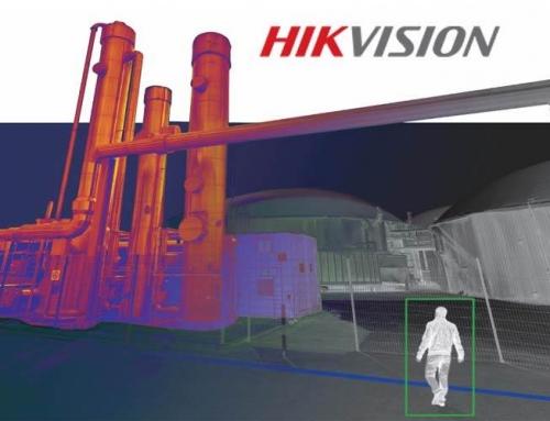 با استفاده از دوربین های حرارتی هایک ویژن دنیا را طور دیگری مشاهده کنید