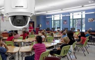 هایک ویژن در مدارس