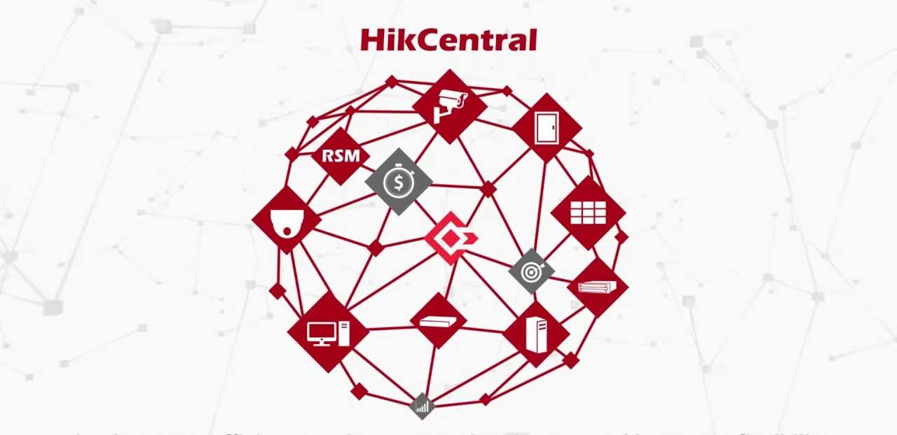 نرم افزار هایک سنترال (HIKCENTRAL) هایک ویژن