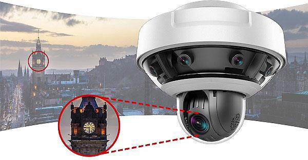 دوربین پانومرا هایک ویژن