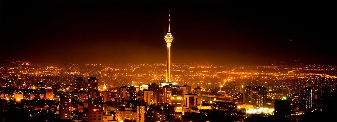 هایک ویژن تهران