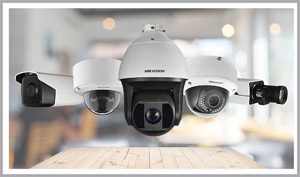به چه تعداد دوربین هایک ویژن نیاز دارم؟