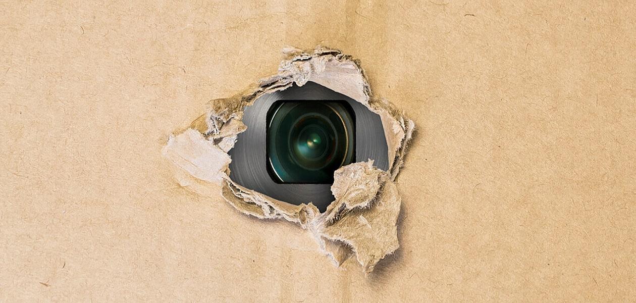 از کجا بفهمیم دوربین مداربسته فعال است؟