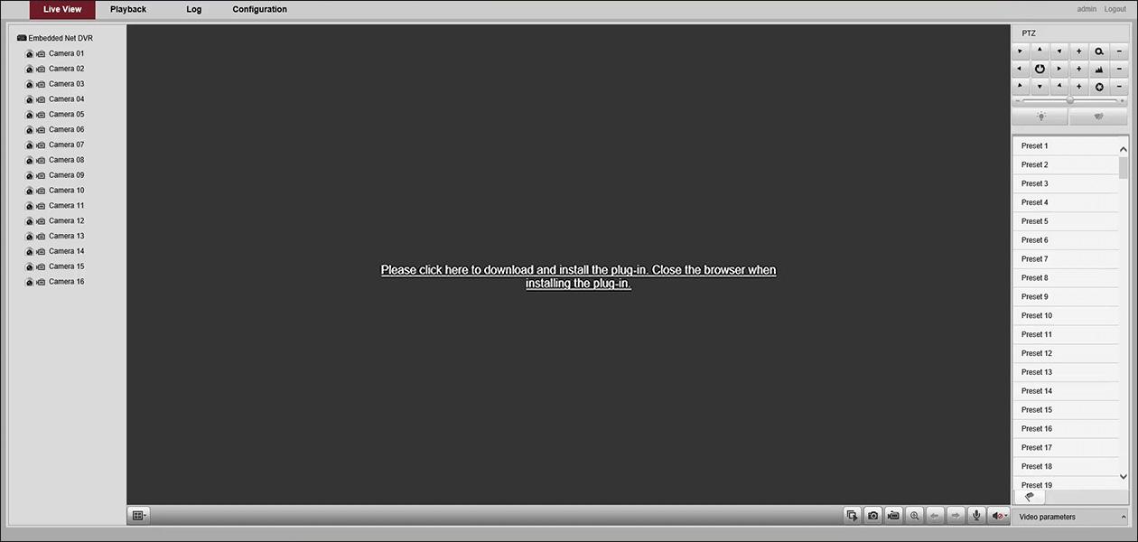 مشکل نصب پلاگین هایک ویژن
