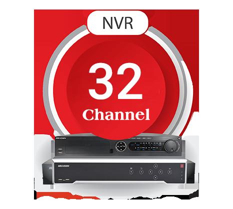 ان وی آر 32 کانال هایک ویژن