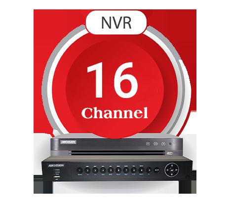 ان وی آر 16 کانال هایک ویژن