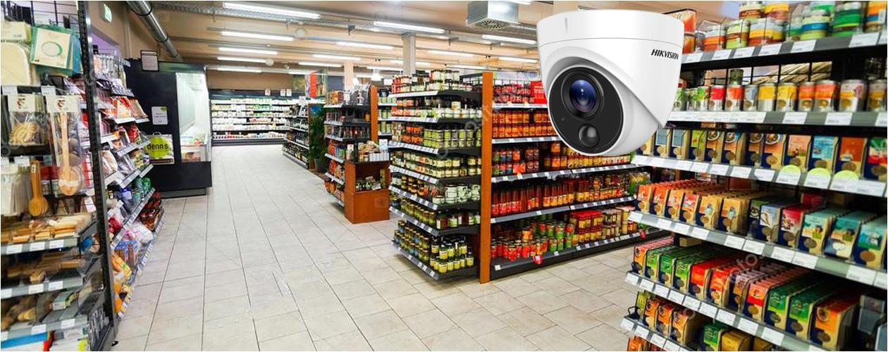 خرید دوربین مداربسته برای مراکز تجاری