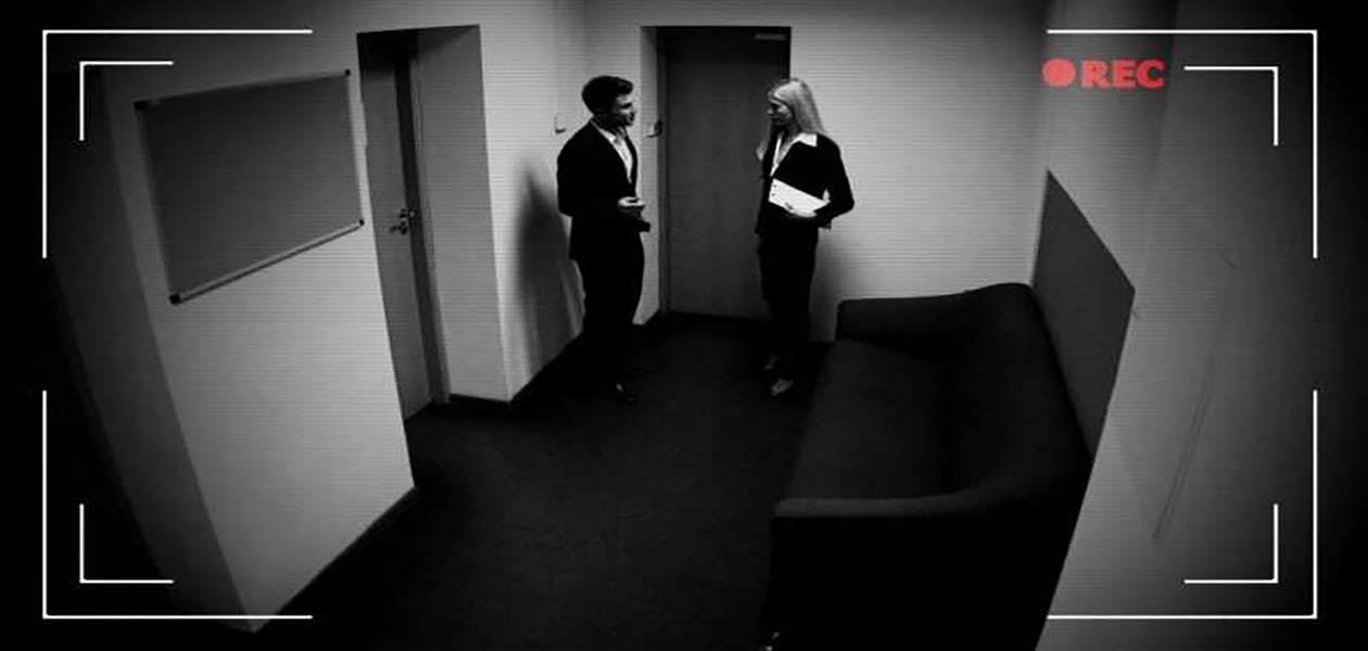 سیاه و سفید شدن تصویر دوربین مداربسته